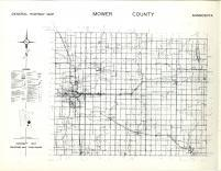 Map Image 021, Mower County 1962